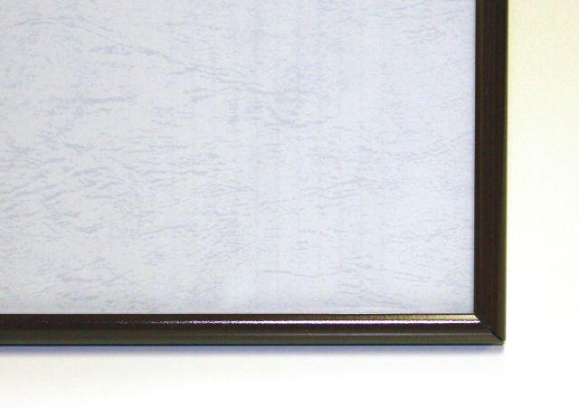 ジグソーパズル用アルミ製フレーム アルミパネル 73×102cm NEW 新品未使用正規品 20-T ブラウン