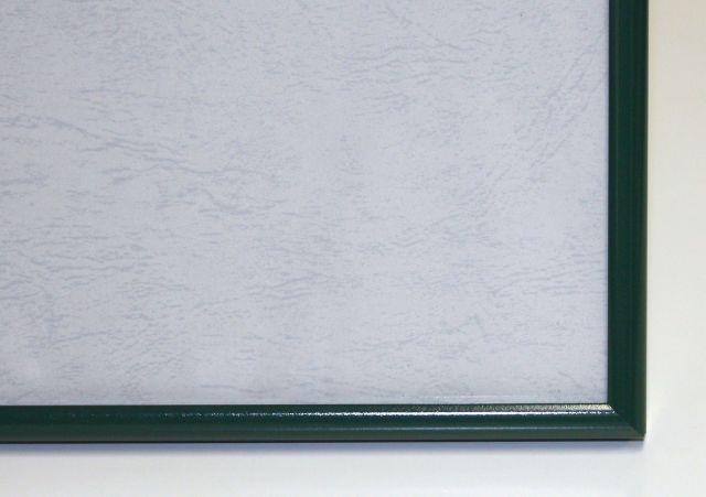 ジグソーパズル用アルミ製フレーム アルミパネル 73×102cm(20-T)グリーン