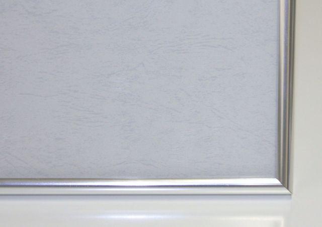 ジグソーパズル用アルミ製フレーム アルミパネル 73×102cm(20-T)シルバー