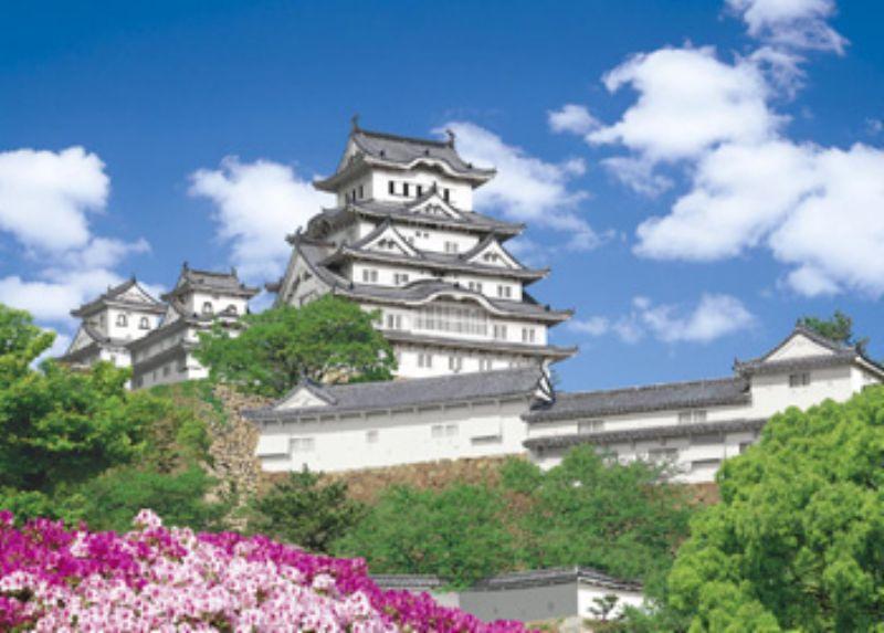 3000スモールピースジグソーパズル 壮麗なる姫路城