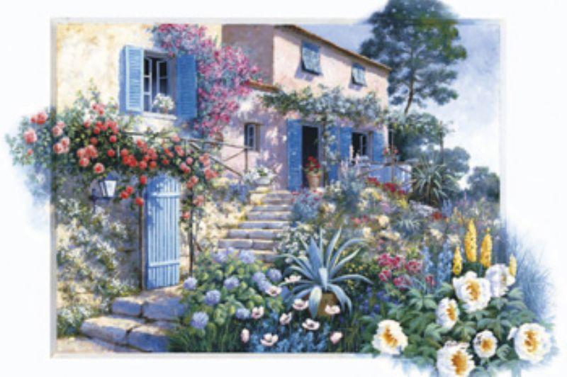 2016ベリースモールピースジグソーパズル 花の階段を上がって(ペターモッツ) 《廃番商品》