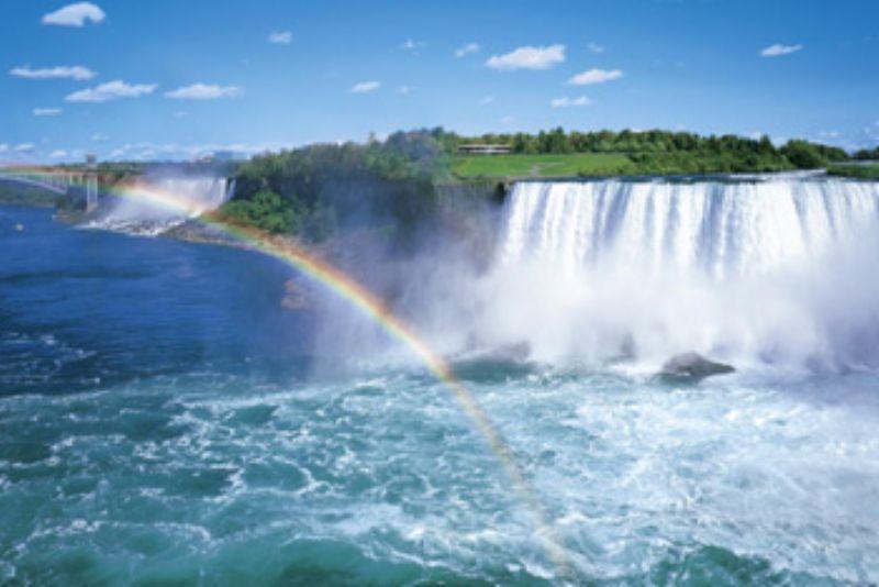 2016ベリースモールピースジグソーパズル ナイアガラの滝 《廃番商品》