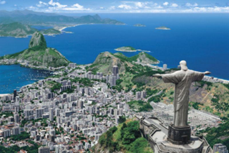 2016ベリースモールピースジグソーパズル コルコバードの丘-ブラジル 《廃番商品》