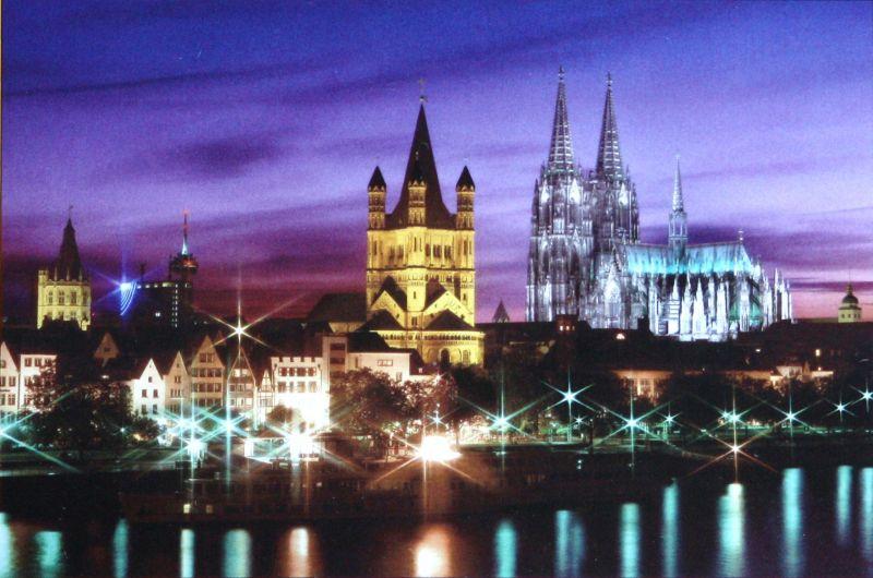 1500+400スモールピースジグソーパズル ケルン大聖堂II[ドイツ] 《廃番商品》