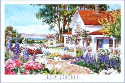 【引上品】1000ピースジグソーパズル サマー イン ザ カントリー(エリン・ダータナー) 《廃番商品》