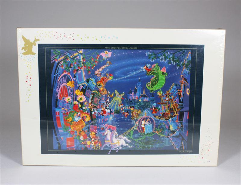 ◆希少品◆1000ピースジグソーパズル『エレクトリカル パレード(メラニー・テイラー・ケント)』《廃番商品》