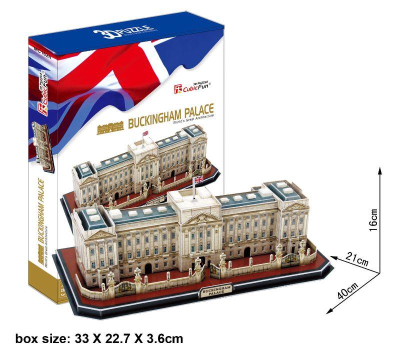 立体パズル 3Dパズル バッキンガム宮殿(イギリス・ロンドン) 《廃番商品》