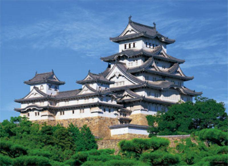 2014スモールピースジグソーパズル 姫路城-白鷺の城-(兵庫) 《廃番商品》