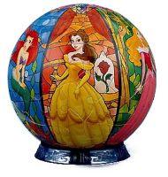 3D球体540ピースジグソーパズル プリンセスファンタジー 《廃番商品》