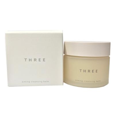 THREE スリー エミング クレンジングバーム 85g『5』【 送料無料 】※北海道・沖縄除く