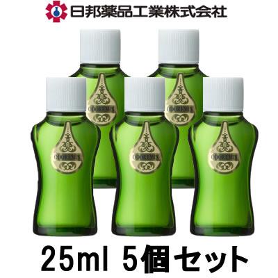 【 宅配便 送料無料 】 オドレミン 医薬部外品 25ml 5個セット 『4』
