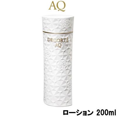 【 宅配便 送料無料 】 コーセー コスメデコルテ AQ ローション 200ml『4』