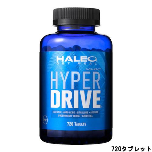 【あす楽】 HALEO ハレオ ハイパードライブ 720タブレット『5』【 送料無料 】※北海道・沖縄除く