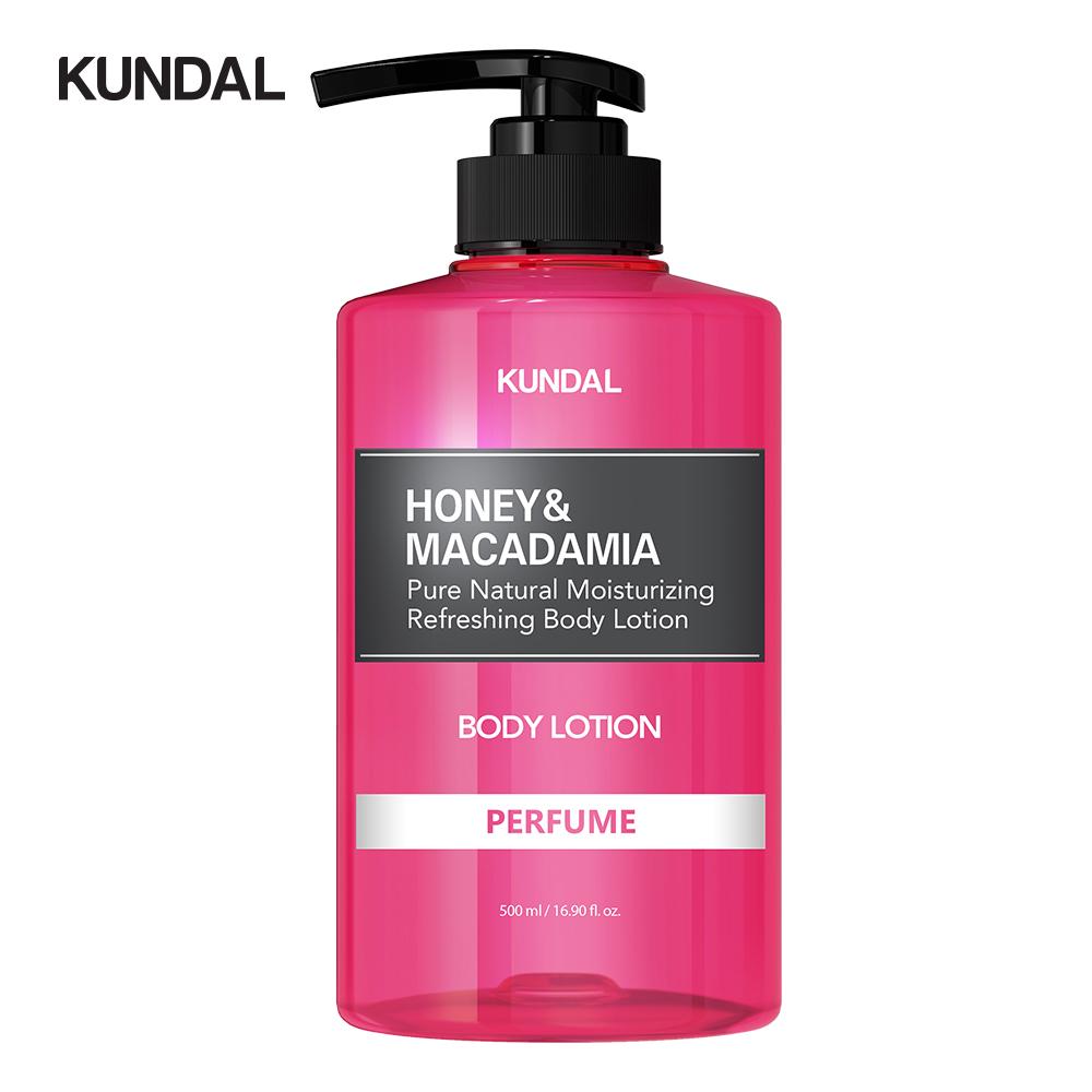 保湿ケア 乾燥肌 ニキビ 敏感肌 しっとり 人気 ブランド 香水代わりに 肌荒れ 韓国コスメ [KUNDAL公式]モイスチャーボディローション500ml Moisture Body Lotion 500mlアロエベラ葉エキス82%配合・ナイアシンアミドアデノシン配合・皮膚低刺激テスト完了