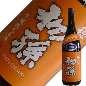 安値 東北銘醸 初孫 純米原酒 1.8L 穂の力 高級な