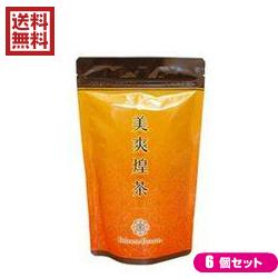 お得な6袋セット!美爽煌茶 (びそうこうちゃ)
