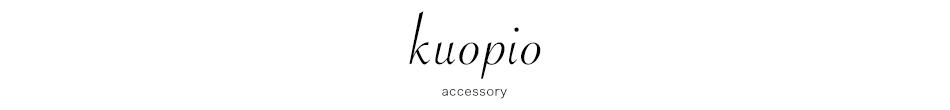 KUOPIO:トレンドアイテム盛りだくさん プチプラアクセのオンライン通販ショップ