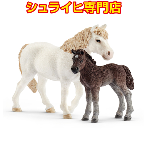 Toys & Hobbies Schleich 13815 Island Pony Hengst Be Novel In Design