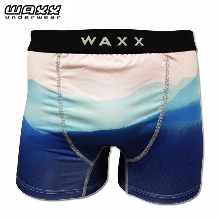 フランス発の Team 日本産 WAXX エクストリームボクサー セール特別価格 11334 STONES ボクサーパンツ ワックス