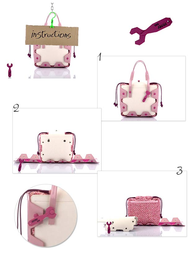 HYMY 袋手提包挎包手提袋皮革黑意大利在意大利制造 (6381204 z hymy-)