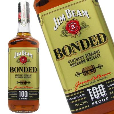 ジムビーム ボンデッド バーボン・ウイスキー 750ml