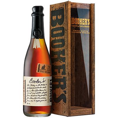 ブッカーズ クラフトバーボン ウイスキー ジムビーム社 63.7度 750ml【限定】【木箱入り】