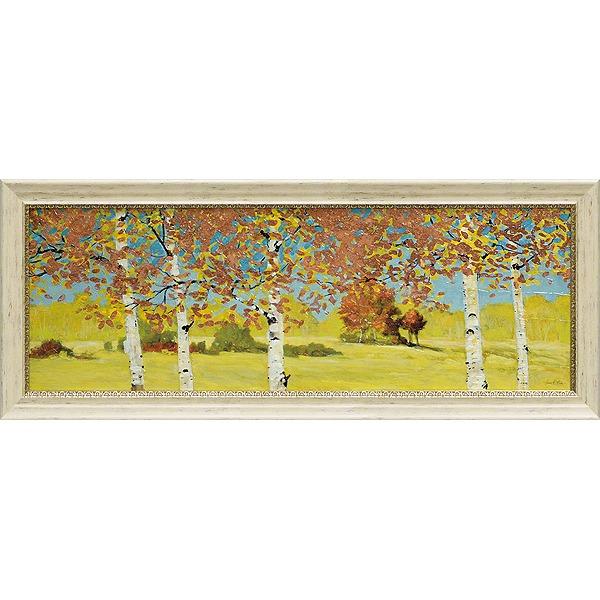 「カッパーバーチ1」アニー フィスク [絵画通販]【壁掛けフック付き】【絵のある暮らし】