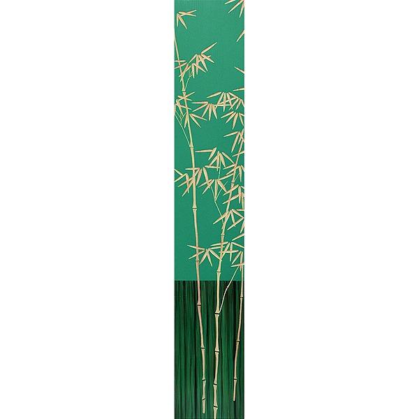 ウッドスカルプチャーアート・バンブー2(gr+np)[絵画通販]【絵のある暮らし】【壁掛けフックつき】