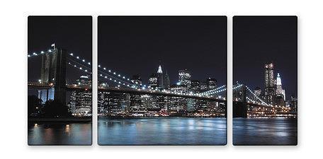 NEW YORK/BROOKLYN BRIDGE【urban style】[絵画通販]【絵のある暮らし】(ニューヨーク)【壁掛けフックつき】