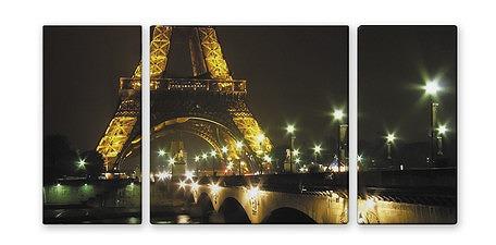 PARIS EIFFEL TOWER【urban style】[絵画通販]【絵のある暮らし】(フランス・パリ・エッフェル塔)【壁掛けフックつき】