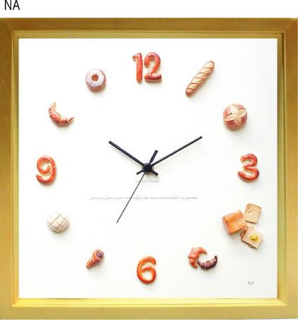 日本人気超絶の Horloge du Horloge pain パン時計 du pain【時計・パン・カフェ・プレゼント】[絵画通販]開業祝い 開店祝い【絵のある暮らし】, トンバラチョウ:94e8811d --- clftranspo.dominiotemporario.com
