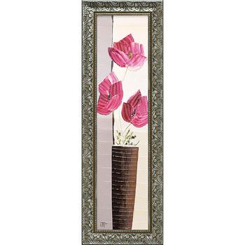 「コンポジションローズ2」ベルナールオット【通信販売】(花・ アートポスター[絵画通販])【壁掛けフック付き】【絵のある暮らし】