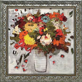 「アーリースプリング2」ジェニファーハーウッド[絵画通販]【壁掛けフック付き】【絵のある暮らし】