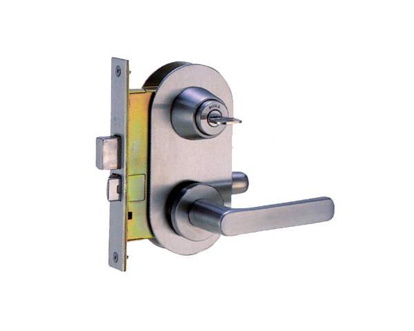 MIWA(美和ロック) 装飾錠・サムラッチ 玄関 タイプ大和ハウス・アルナ 入数1組【ハイロジック】