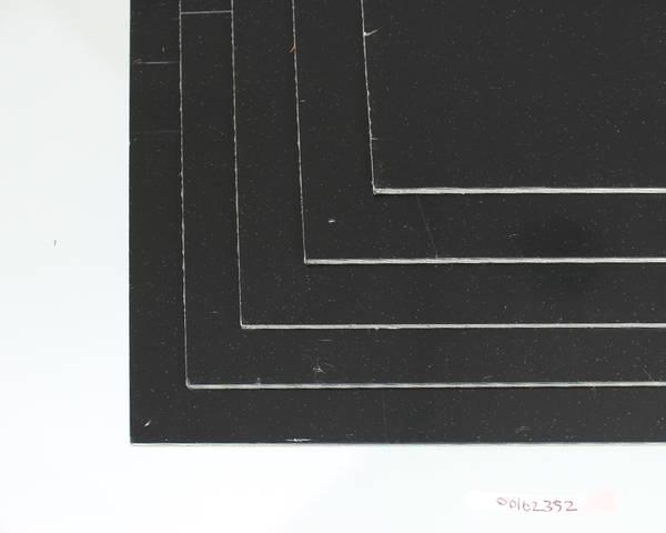 CG918G11 アルミ複合板 両面 3tx910x1820 ブラック 5枚組 【アルインコ】