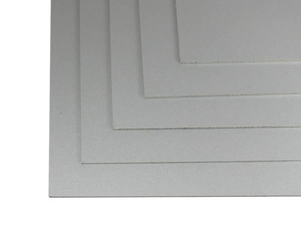 CG918G21 アルミ複合板 両面 3tx910x1820 シルバー 5枚組 【アルインコ】