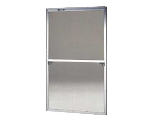 窓用サッシ網戸/フリーサイズ網戸【セイキ販売】60-60K型 シルバーサイズ:H1780~1813ミリ×W955~975ミリ用
