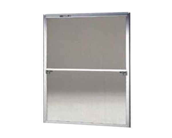 窓用サッシ網戸/フリーサイズ網戸【セイキ販売】59-92型 シルバーサイズ:H1750~1783ミリ×W1295~1315ミリ用