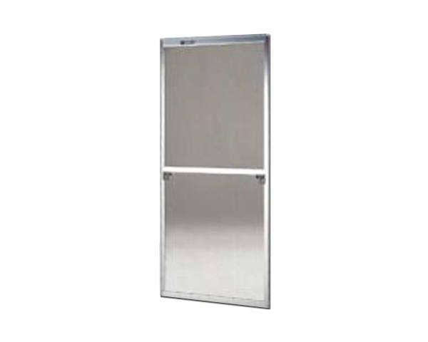 窓用サッシ網戸/フリーサイズ網戸【セイキ販売】60-94S型 シルバーサイズ:H1780~1813ミリ×W690~710ミリ用
