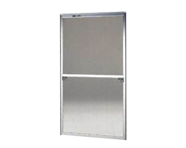 窓用サッシ網戸/フリーサイズ網戸【セイキ販売】59-120C型 シルバーサイズ:H1750~1783ミリ×W910~930ミリ用