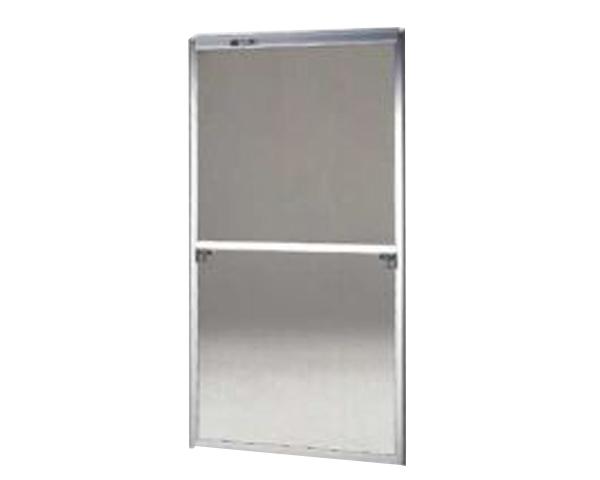窓用サッシ網戸/フリーサイズ網戸【セイキ販売】61-120C型 シルバーサイズ:H1810~1843ミリ×W910~930ミリ用