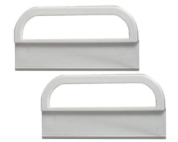 供2762面板框使用的插入取手灰白