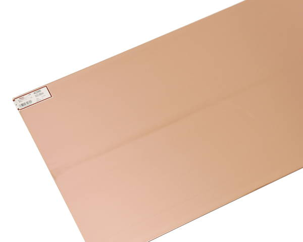HC2066 銅板 2×600×365mm【光】