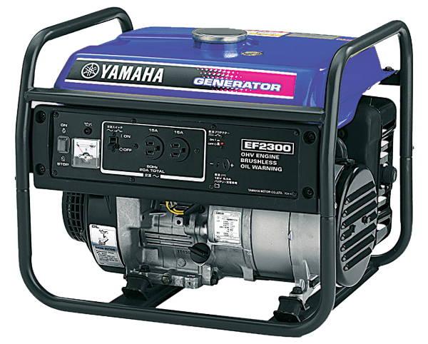 EF2300 ヤマハ発電機 スタンダード 50Hz