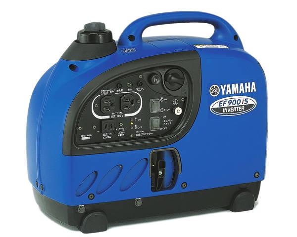 EF900iS ヤマハ発電機 インバーター