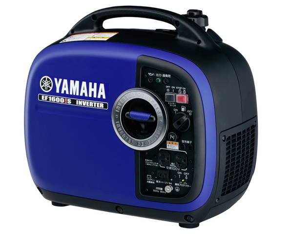 EF1600iS ヤマハ発電機 インバーター