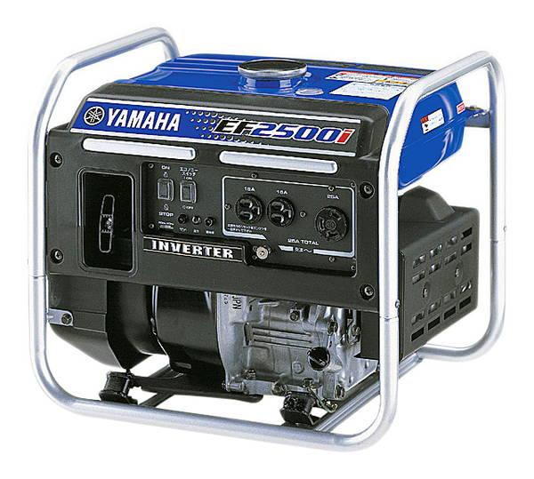 EF2500iS ヤマハ発電機 インバーター
