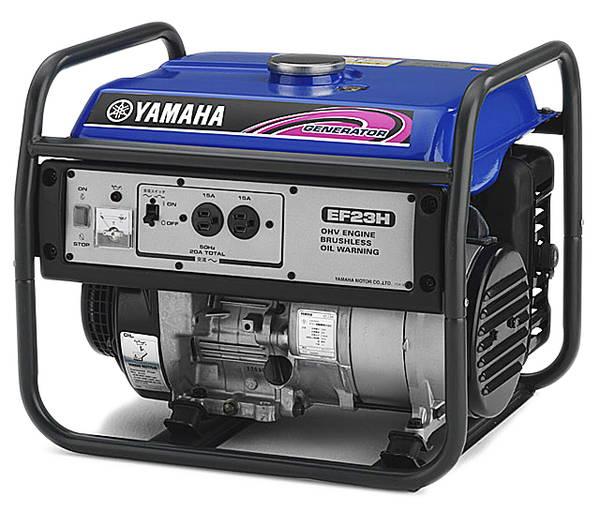 EF23H ヤマハ発電機 スタンダード 60Hz