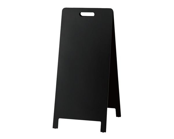 HTBD-104 ハンド式スタンド黒板(マーカー・チョーク兼用)【光】