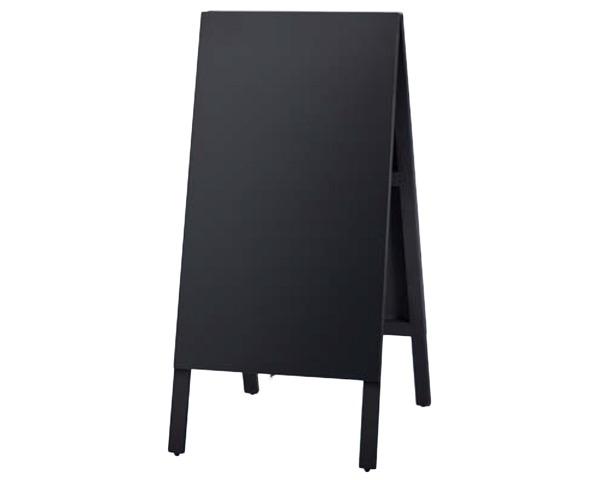 MCBD152-1 スタンド黒板(マーカー・チョーク兼用)【光】